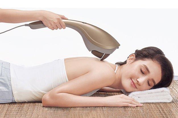Hand Held Massage Machine