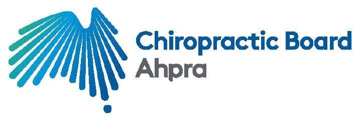 Chiropractic Board Ahpra