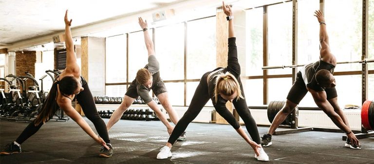 Flexibility And Mobility Training