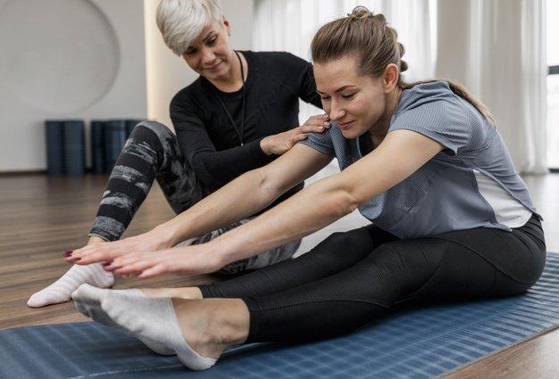 Rehabilitative Exercise Program